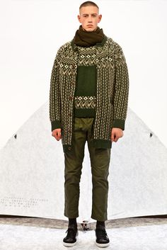 White Mountaineering, Look #17