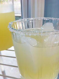 The Art of Comfort Baking: Light and Easy Margaritas