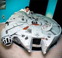 Ethan needs this bed! Lol