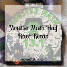 State #19 - Delaware. Monster Mash Half Race Recap