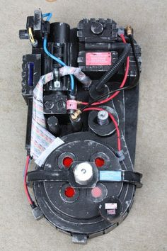 Ghostbuster proton pack DIY