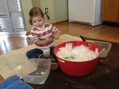Indoor Snow Day Activities