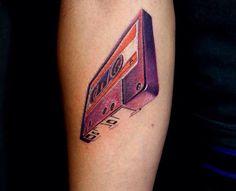 Tattoo K7 Tape