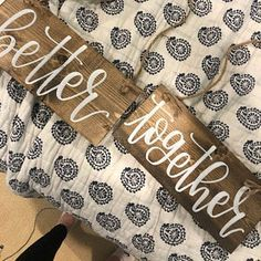 Wash Dry Fold Repeat Signs Laundry Room Sign Rustic Home Painted Wood Signs, Painted Letters, Custom Wood Signs, Hand Painted, Laundry Room Wall Decor, Laundry Room Signs, They Broke Bread Sign, Wedding Chair Signs, Reclaimed Wood Frames