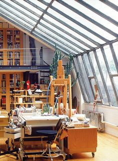 A LOFT IN MANHATTAN Pair of Aces: Isabel and Ruben Toledo