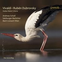 Vivaldi: Stabat Mater, Gloria & Other Works (Live) by Bach Consort Wien, Ruben Dubrovsky & Salzburg Bach Choir E Flat Major, G Minor, Cd Album, Chor, Orchestra, Growing Up, Musicals, It Works, Songs