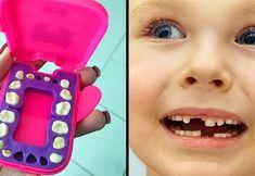 Miért javasolják az orvosok a szülőknek, hogy őrizzék meg a gyerek tejfogait Nintendo Consoles, Diy And Crafts, Exercise, Health, Sports, Diet, Ejercicio, Hs Sports, Health Care