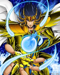 Manigoldo de Cancer | Saint Seiya Lost Canvas