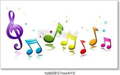 Free art print of Musical Rainbow. Rainbow Colored Musical Notes Against White Background Music For Kids, Good Music, Musik Clipart, Musik Wallpaper, Music Symbols, Image Clipart, Clipart Images, Music Clips, Music Clip Art Free