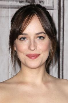 Dakota Johnson, naturelle