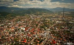 Baia Mare panorama Close To Home, Romania, City Photo, To Go, Landscape, Places, Heart, Scenery, Corner Landscaping