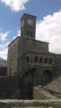Torre dell'Orologio, Castello di Argirocastro