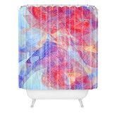 Found it at AllModern - Jacqueline Maldonado Woven Polyester Sweet Rift Shower Curtain