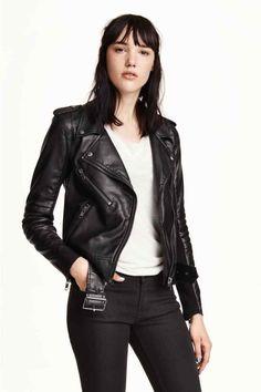 Blusão motard | H&M