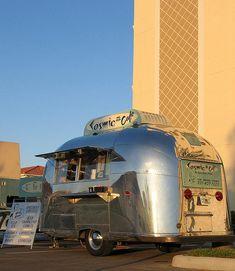 AIRSTREAM 1958 Cosmic Cafe Espresso Coffee bar, Weddings, party's , business meetings. Www.cosmiccafefl.com