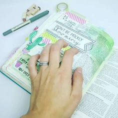 Gotta love tabs 😍 😍 😍 want to learn how to make them? Head over to the latest video on our YouTube channel (link in my bio ➡)  #biblejournaling #illustratedfaith#preferringothers#freeprintable#freebie #bibliadeapuntes#Bible #biblejournalingcommunity #biblejournalingsupplies #prayerworks#doodlingfaith #brotherlylove #Jesus#quoteoftheday #journaling#journalingbible #bibliacreativa #qotd#bibleverse #coffeeandjesus#life #doodlingbible #graphicdesign#instagood #doodlingfaith#artsy...