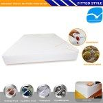 amazon hotselling Crib Mattress Protector Pad With Low Price in Los Angeles