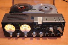 """UHER - 4400 ,Reel To Reel Report Monitor Recorder"" !...  http://about.me/Samissomar"