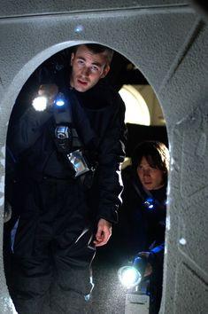 Mace (Chris Evans) - Sunshine (2007) Such a GOOOOOODDDD movie!!!