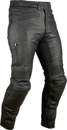 Weise Hydra Leather Jeans from the UK's leading online bike store. Leather Motorcycle Pants, Biker Pants, Motorcycle Outfit, Motorcycle Jacket, Cargo Pants, Riding Pants, Riding Gear, Leather Jeans, Fashion Clothes