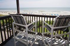 A view from Long Bay Dunes A3. Call 800-525-0225 today for more details on this condo. #MyrtleBeach #oceanfront #condo