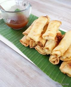 Balinese loempia (glutenvrij) - Mind Your Feed
