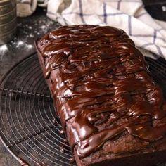 Chocolate Pumpkin Bread Recipe (with Drizzle) – diycandy.com