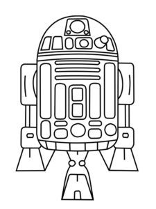 Star wars coloring pages free printable star wars - Coloriage personnage lego ...
