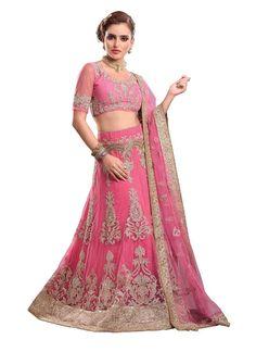 Link: http://www.areedahfashion.com/lehenga-choli&catalogs=ed-3720 Price range INR 10,806 to 13,988 Shipped worldwide within 7 days. Lowest price guaranteed.