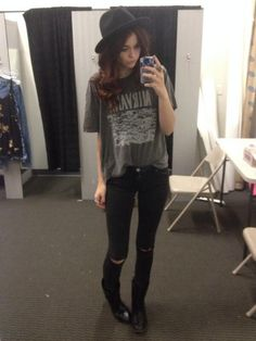 acacia brinley // soft grunge fashion