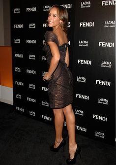 Dania Ramirez Photos: FENDI Beverly Center Boutique Opening