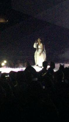 03/09/17 I saw Ariana grande