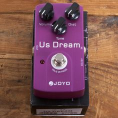 Joyo US Dream | Available at Garrett Park Guitars | www.gpguitars.com