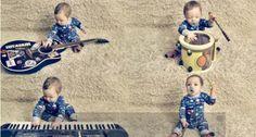 A banda de um bebê - AC Variedades