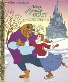The Enchanted Christmas: A Little Golden Book (Beauty and the Beast) by Diane Muldrow | LibraryThing