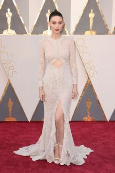 Oscar-Verleihung 2016: Rooney Mara in Givenchy  II Foto @Getty Images