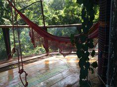 Treehouse Nature Observatorio en Costa Rica! Costa Rica, Outdoor Furniture, Outdoor Decor, Home Decor, Decoration Home, Room Decor, Interior Design, Home Interiors, Backyard Furniture