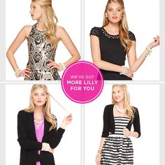 Lilly Pulitzer Fall '13 Newest Arrivals