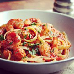pasta- what else?
