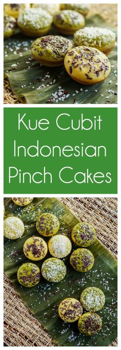 Kue Cubit (Indonesian Pinch Cakes)You can find indonesian recipes and more on our website. Indonesian Desserts, Indonesian Cuisine, Asian Desserts, Indonesian Recipes, New Recipes, Snack Recipes, Healthy Recipes, Punch Recipes, Yummy Recipes