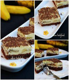 Krémový banánový zákusok s jednoduchou prípravou chutí výborne | Urob si sám