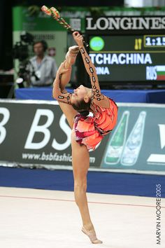 Irina Tchachina, RUS