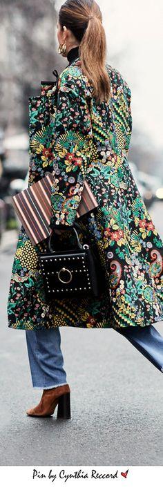 #MFW | Milan Fashion Week | Fall 2018 RTW - Street Style | cynthia reccord