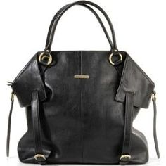 Timi & Leslie Charlie Designer Leather Diaper Bag $159.99
