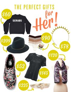 Holiday Gift Guide: Her