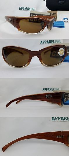 72589166c9 Sunglasses 151543  New Costa Del Mar Hammerhead Polarized Sunglasses Wood  Fade Amber 580P 580 P Xl -  BUY IT NOW ONLY   129.0 on eBay!