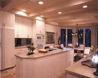 3 BR cottage kitchen