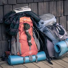 Honeymoon Hiking Gear | Prezola - The Wedding Gift List