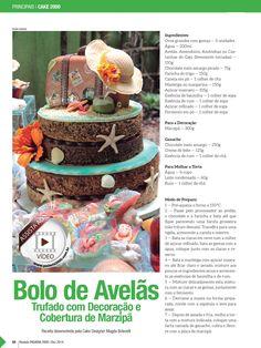 Torta de avellanas 2