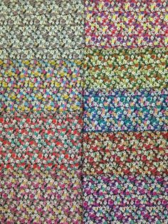 Colorful pattern , show you color charm from colorfultextile